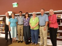 Library Board of Directors 2013
