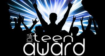 iowa teen award