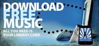 Music Downloads · Drake Community Library