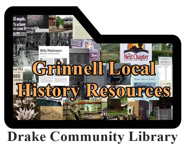 Grinnell Local History Resources